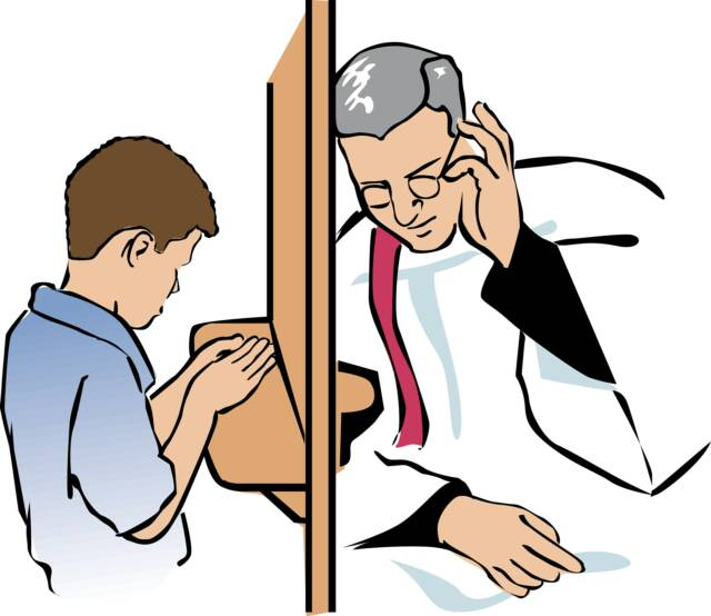 First Sacrament Of Reconciliation Pictures to Pin on Pinterest ...